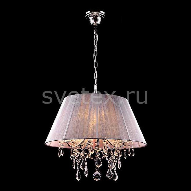 Фото Подвесной светильник Eurosvet 3125 3125/5 хром/серебристый Strotskis