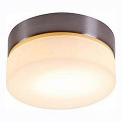 Накладной светильник GloboКруглые<br>Артикул - GB_48400,Бренд - Globo (Австрия),Коллекция - Opal,Гарантия, месяцы - 24,Время изготовления, дней - 1,Диаметр, мм - 110,Размер упаковки, мм - 125x125x65,Тип лампы - галогеновая,Общее кол-во ламп - 1,Напряжение питания лампы, В - 220,Максимальная мощность лампы, Вт - 25,Лампы в комплекте - галогеновая G9,Цвет плафонов и подвесок - опал,Тип поверхности плафонов - матовый,Материал плафонов и подвесок - стекло,Цвет арматуры - никель,Тип поверхности арматуры - матовый,Материал арматуры - металл,Возможность подлючения диммера - можно,Форма и тип колбы - пальчиковая,Тип цоколя лампы - G9,Класс электробезопасности - I,Степень пылевлагозащиты, IP - 20,Диапазон рабочих температур - комнатная температура<br>