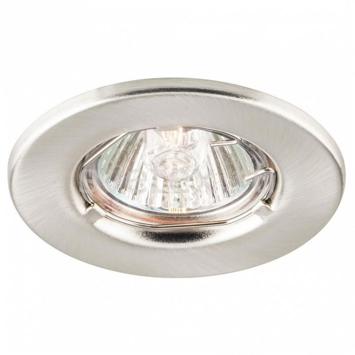 Встраиваемый светильник FeronПотолочные светильники<br>Артикул - FE_15097,Бренд - Feron (Китай),Коллекция - DL7,Гарантия, месяцы - 24,Глубина, мм - 24,Диаметр, мм - 64,Размер врезного отверстия, мм - 42,Тип лампы - галогеновая ИЛИсветодиодная [LED],Общее кол-во ламп - 1,Напряжение питания лампы, В - 12,Максимальная мощность лампы, Вт - 35,Лампы в комплекте - отсутствуют,Цвет арматуры - серебро,Тип поверхности арматуры - матовый,Материал арматуры - металл,Возможность подлючения диммера - можно, если установить галогеновую лампу,Необходимые компоненты - блок питания 12В,Компоненты, входящие в комплект - нет,Форма и тип колбы - пальчиковая,Тип цоколя лампы - G4,Класс электробезопасности - I,Напряжение питания, В - 220,Степень пылевлагозащиты, IP - 20,Диапазон рабочих температур - комнатная температура<br>