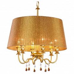 Подвесной светильник Arte LampСветодиодные<br>Артикул - AR_A2008SP-6BZ,Бренд - Arte Lamp (Италия),Коллекция - Allegro,Гарантия, месяцы - 24,Высота, мм - 560-1110,Диаметр, мм - 510,Размер упаковки, мм - 250x510x510,Тип лампы - компактная люминесцентная [КЛЛ] ИЛИнакаливания ИЛИсветодиодная [LED],Общее кол-во ламп - 6,Напряжение питания лампы, В - 220,Максимальная мощность лампы, Вт - 40,Лампы в комплекте - отсутствуют,Цвет плафонов и подвесок - коричневый, неокрашенный, чайные,Тип поверхности плафонов - матовый, рельефный,Материал плафонов и подвесок - текстиль, стекло,Цвет арматуры - бронза,Тип поверхности арматуры - матовый,Материал арматуры - металл,Возможность подлючения диммера - можно, если установить лампу накаливания,Тип цоколя лампы - E14,Класс электробезопасности - I,Общая мощность, Вт - 240,Степень пылевлагозащиты, IP - 20,Диапазон рабочих температур - комнатная температура,Дополнительные параметры - способ крепления светильника к потолку — на крюке<br>