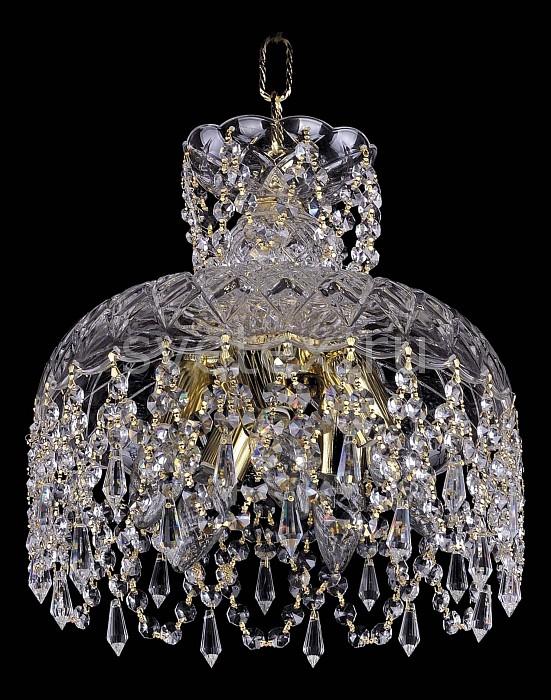 Фото Подвесной светильник Bohemia Ivele Crystal 7711 7711/30/G/Drops