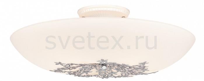 Накладной светильник SilverLightКруглые<br>Артикул - SL_836.50.5,Бренд - SilverLight (Франция),Коллекция - Verbena,Гарантия, месяцы - 24,Высота, мм - 170,Диаметр, мм - 510,Тип лампы - компактная люминесцентная [КЛЛ] ИЛИнакаливания ИЛИсветодиодная [LED],Общее кол-во ламп - 5,Напряжение питания лампы, В - 220,Максимальная мощность лампы, Вт - 60,Лампы в комплекте - отсутствуют,Цвет плафонов и подвесок - белый,Тип поверхности плафонов - матовый,Материал плафонов и подвесок - стекло,Цвет арматуры - белый, хром,Тип поверхности арматуры - глянцевый, матовый,Материал арматуры - металл,Количество плафонов - 1,Возможность подлючения диммера - можно, если установить лампу накаливания,Тип цоколя лампы - E27,Класс электробезопасности - I,Общая мощность, Вт - 300,Степень пылевлагозащиты, IP - 20,Диапазон рабочих температур - комнатная температура,Дополнительные параметры - способ крепления светильника на потолке - на монтажной пластине<br>
