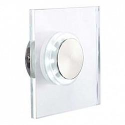 Накладной светильник GloboС 1 плафоном<br>Артикул - GB_32402,Бренд - Globo (Австрия),Коллекция - Dana,Гарантия, месяцы - 24,Время изготовления, дней - 1,Размер упаковки, мм - 140x165x165,Тип лампы - светодиодная [LED],Общее кол-во ламп - 10,Напряжение питания лампы, В - 220,Максимальная мощность лампы, Вт - 0.06,Лампы в комплекте - светодиодные [LED],Цвет плафонов и подвесок - неокрашенный,Тип поверхности плафонов - прозрачный,Материал плафонов и подвесок - полимер, стекло,Цвет арматуры - хром,Тип поверхности арматуры - глянцевый,Материал арматуры - нержавеющая сталь,Класс электробезопасности - I,Степень пылевлагозащиты, IP - 44,Диапазон рабочих температур - от -40^C до +40^C<br>