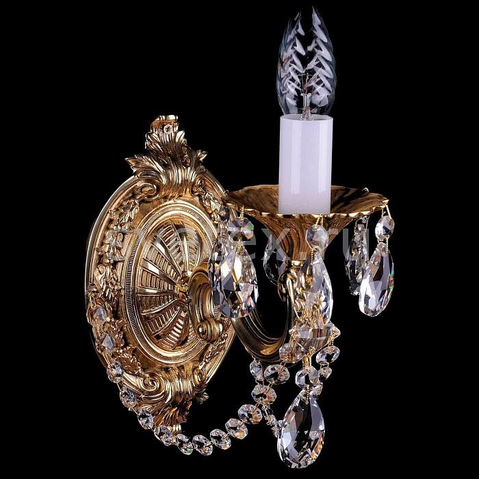 Фото Бра Bohemia Ivele Crystal 1700 1700/1/C/G