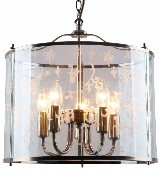 Фото Подвесной светильник Arte Lamp Bruno A8286SP-5AB