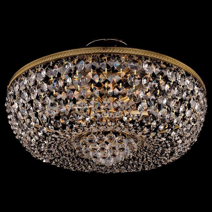 Фото Люстра на штанге Bohemia Ivele Crystal 1928 1928/45/Z/G