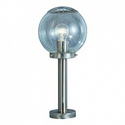 Наземный низкий светильник GloboНизкие<br>Артикул - GB_3181,Бренд - Globo (Австрия),Коллекция - Bowle II,Гарантия, месяцы - 24,Высота, мм - 450,Диаметр, мм - 200,Размер упаковки, мм - 325x305x230,Тип лампы - компактная люминесцентная [КЛЛ] ИЛИнакаливания ИЛИсветодиодная [LED],Общее кол-во ламп - 1,Напряжение питания лампы, В - 220,Максимальная мощность лампы, Вт - 60,Лампы в комплекте - отсутствуют,Цвет плафонов и подвесок - неокрашенный,Тип поверхности плафонов - прозрачный,Материал плафонов и подвесок - стекло,Цвет арматуры - сталь,Тип поверхности арматуры - глянцевый,Материал арматуры - сталь,Тип цоколя лампы - E27,Класс электробезопасности - I,Степень пылевлагозащиты, IP - 44<br>