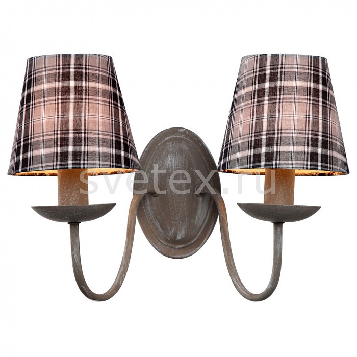 Фото Бра Arte Lamp Scotch A3090AP-2GY