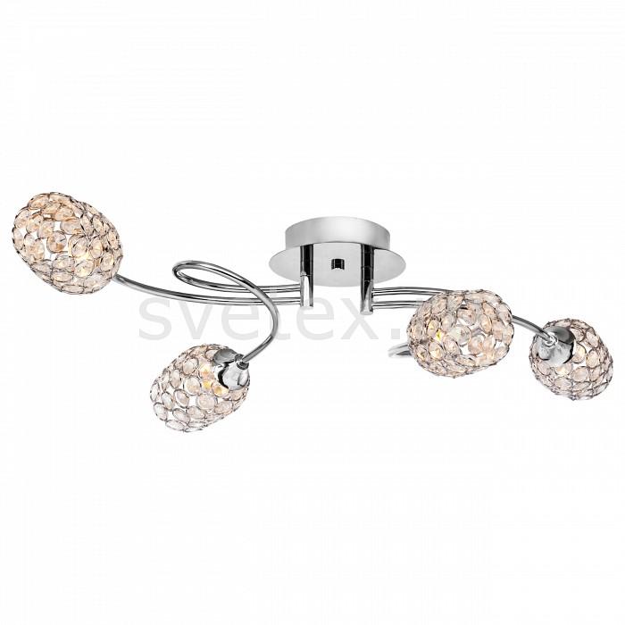 Потолочная люстра SilverLightМеталлические плафоны<br>Артикул - SL_218.54.4,Бренд - SilverLight (Франция),Коллекция - Carmen,Гарантия, месяцы - 24,Высота, мм - 130,Диаметр, мм - 640,Тип лампы - галогеновая,Общее кол-во ламп - 4,Напряжение питания лампы, В - 220,Максимальная мощность лампы, Вт - 40,Цвет лампы - белый теплый,Лампы в комплекте - галогеновые G9,Цвет плафонов и подвесок - неокрашенный, хром,Тип поверхности плафонов - глянцевый, прозрачный,Материал плафонов и подвесок - металл, стекло,Цвет арматуры - хром,Тип поверхности арматуры - глянцевый,Материал арматуры - металл,Количество плафонов - 4,Возможность подлючения диммера - можно,Форма и тип колбы - пальчиковая,Тип цоколя лампы - G9,Цветовая температура, K - 2800 - 3200 K,Экономичнее лампы накаливания - на 50%,Класс электробезопасности - I,Общая мощность, Вт - 160,Степень пылевлагозащиты, IP - 20,Диапазон рабочих температур - комнатная температура,Дополнительные параметры - способ крепления светильника на потолке - на монтажной пластине<br>
