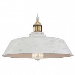 Подвесной светильник GloboДля кухни<br>Артикул - GB_15068,Бренд - Globo (Австрия),Коллекция - Knud,Гарантия, месяцы - 24,Высота, мм - 1240,Диаметр, мм - 360,Тип лампы - накаливания,Общее кол-во ламп - 1,Напряжение питания лампы, В - 230,Максимальная мощность лампы, Вт - 60,Лампы в комплекте - накаливания,Цвет плафонов и подвесок - белый, золото,Тип поверхности плафонов - матовый,Материал плафонов и подвесок - металл,Цвет арматуры - белый, бронза, золото,Тип поверхности арматуры - глянцевый, матовый,Материал арматуры - дюралюминий,Возможность подлючения диммера - можно,Тип цоколя лампы - E27,Класс электробезопасности - I,Степень пылевлагозащиты, IP - 20,Диапазон рабочих температур - комнатная температура,Дополнительные параметры - размер лампы 64x114 мм.<br>