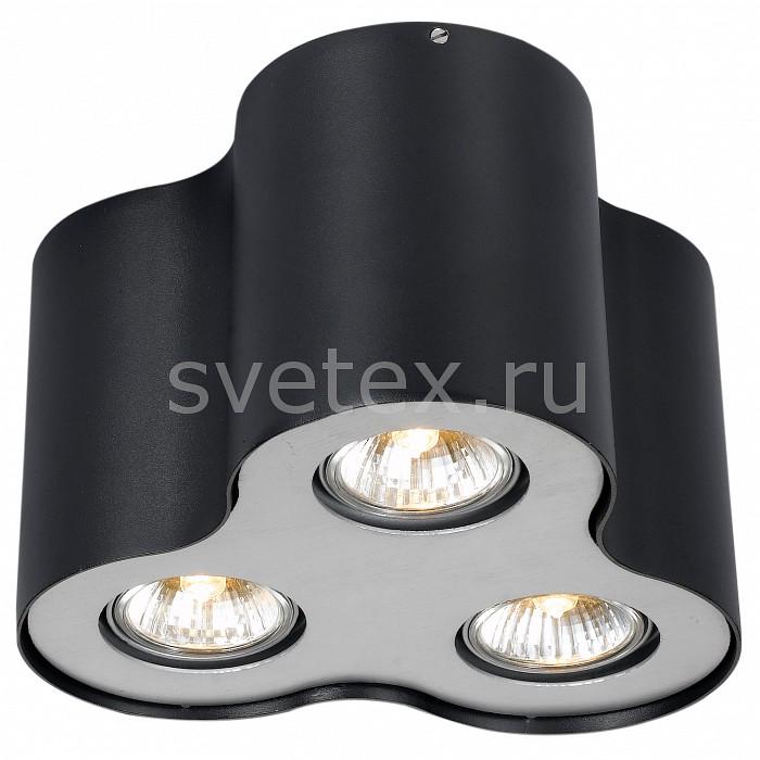 Накладной светильник Arte LampСветодиодные<br>Артикул - AR_A5633PL-3BK,Бренд - Arte Lamp (Италия),Коллекция - Falcon,Гарантия, месяцы - 24,Высота, мм - 150,Диаметр, мм - 220,Размер упаковки, мм - 130x200x210,Тип лампы - галогеновая ИЛИсветодиодная [LED],Общее кол-во ламп - 3,Напряжение питания лампы, В - 220,Максимальная мощность лампы, Вт - 50,Лампы в комплекте - отсутствуют,Цвет арматуры - черный,Тип поверхности арматуры - матовый,Материал арматуры - металл,Форма и тип колбы - полусферическая с рефлектором,Тип цоколя лампы - GU10,Класс электробезопасности - I,Общая мощность, Вт - 150,Степень пылевлагозащиты, IP - 20,Диапазон рабочих температур - комнатная температура<br>