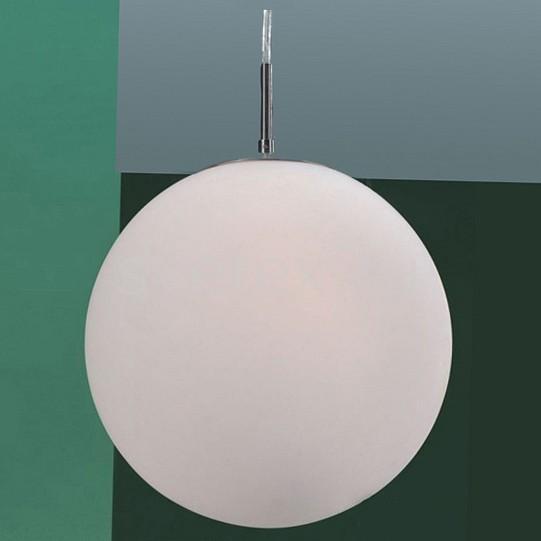 Подвесной светильник CitiluxБарные<br>Артикул - CL941301,Бренд - Citilux (Дания),Коллекция - 941,Гарантия, месяцы - 24,Время изготовления, дней - 1,Высота, мм - 500-1300,Диаметр, мм - 300,Размер упаковки, мм - 330x330x350,Тип лампы - компактная люминесцентная [КЛЛ] ИЛИнакаливания ИЛИсветодиодная [LED],Общее кол-во ламп - 1,Напряжение питания лампы, В - 220,Максимальная мощность лампы, Вт - 100,Лампы в комплекте - отсутствуют,Цвет плафонов и подвесок - белый,Тип поверхности плафонов - матовый,Материал плафонов и подвесок - стекло,Цвет арматуры - хром,Тип поверхности арматуры - матовый,Материал арматуры - сталь,Количество плафонов - 1,Возможность подлючения диммера - можно, если установить лампу накаливания,Тип цоколя лампы - E27,Класс электробезопасности - I,Степень пылевлагозащиты, IP - 20,Диапазон рабочих температур - комнатная температура<br>