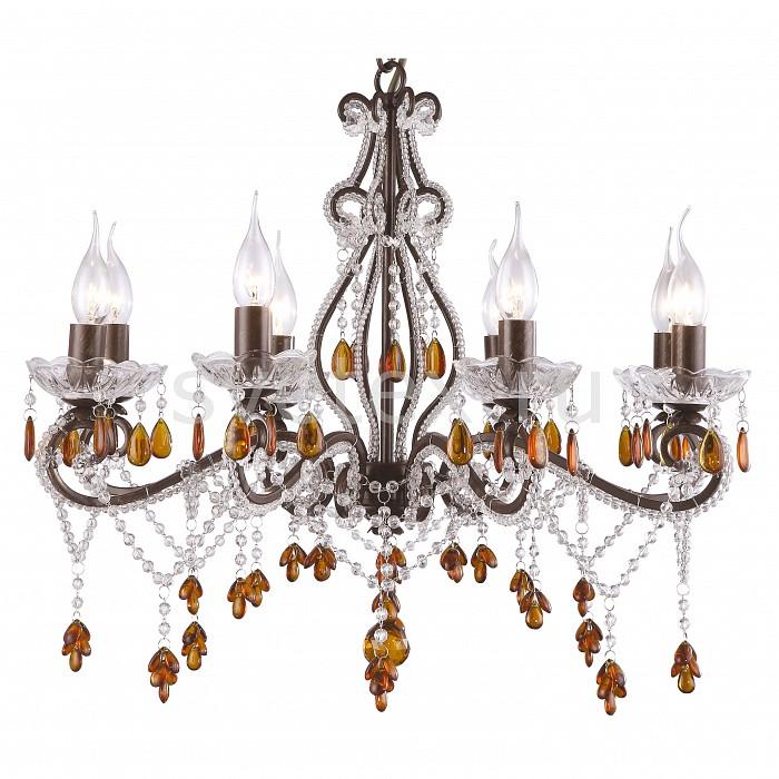 Фото Подвесная люстра Arte Lamp Decorato A1715LM-8BR