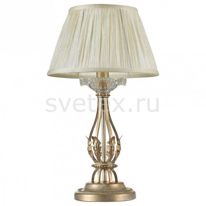 Настольная лампа MaytoniС абажуром<br>Артикул - MY_H525-11-G,Бренд - Maytoni (Германия),Коллекция - Margo,Гарантия, месяцы - 24,Высота, мм - 255,Диаметр, мм - 460,Размер упаковки, мм - 290x290x525,Тип лампы - компактная люминесцентная [КЛЛ] ИЛИнакаливания ИЛИсветодиодная [LED],Общее кол-во ламп - 1,Напряжение питания лампы, В - 220,Максимальная мощность лампы, Вт - 40,Лампы в комплекте - отсутствуют,Цвет плафонов и подвесок - белый,Тип поверхности плафонов - матовый, прозрачный,Материал плафонов и подвесок - текстиль,Цвет арматуры - золото жемчужное, неокрашенный,Тип поверхности арматуры - глянцевый, рельефный,Материал арматуры - металл, стекло,Количество плафонов - 1,Наличие выключателя, диммера или пульта ДУ - выключатель на проводе,Компоненты, входящие в комплект - провод электропитания с вилкой без заземления,Тип цоколя лампы - E14,Класс электробезопасности - II,Степень пылевлагозащиты, IP - 20,Диапазон рабочих температур - комнатная температура<br>