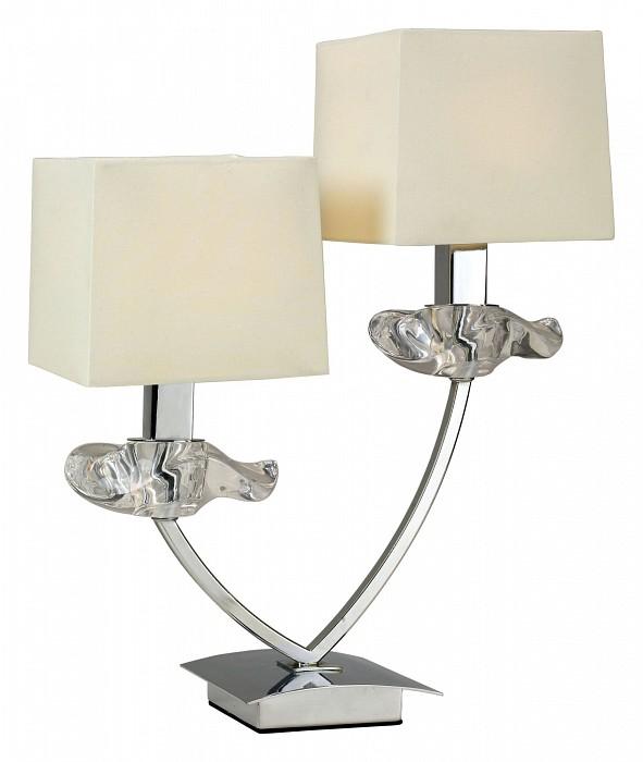 Настольная лампа MantraТекстильный плафон<br>Артикул - MN_0940,Бренд - Mantra (Испания),Коллекция - Akira,Гарантия, месяцы - 24,Время изготовления, дней - 1,Ширина, мм - 310,Высота, мм - 395,Выступ, мм - 140,Тип лампы - компактная люминесцентная [КЛЛ] ИЛИнакаливания ИЛИсветодиодная [LED],Общее кол-во ламп - 2,Напряжение питания лампы, В - 220,Максимальная мощность лампы, Вт - 40,Лампы в комплекте - отсутствуют,Цвет плафонов и подвесок - молочный,Тип поверхности плафонов - матовый,Материал плафонов и подвесок - текстиль,Цвет арматуры - неокрашенный, хром,Тип поверхности арматуры - глянцевый,Материал арматуры - стекло, металл,Количество плафонов - 1,Наличие выключателя, диммера или пульта ДУ - выключатель,Компоненты, входящие в комплект - провод электропитания с вилкой без заземления,Тип цоколя лампы - E14,Класс электробезопасности - II,Общая мощность, Вт - 80,Степень пылевлагозащиты, IP - 20,Диапазон рабочих температур - комнатная температура<br>