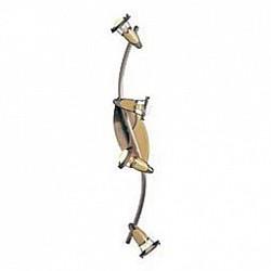 Спот GloboС 4 лампами<br>Артикул - GB_5436-4,Бренд - Globo (Австрия),Коллекция - Lord,Гарантия, месяцы - 24,Размер упаковки, мм - 840x160x140,Тип лампы - компактная люминесцентная [КЛЛ] ИЛИнакаливания ИЛИсветодиодная [LED],Общее кол-во ламп - 4,Напряжение питания лампы, В - 220,Максимальная мощность лампы, Вт - 40,Лампы в комплекте - отсутствуют,Цвет плафонов и подвесок - медь,Тип поверхности плафонов - матовый,Материал плафонов и подвесок - металл,Цвет арматуры - коричневый, желтый,Тип поверхности арматуры - глянцевый, матовый,Материал арматуры - дерево, медь,Возможность подлючения диммера - можно, если установить лампу накаливания,Тип цоколя лампы - E14,Класс электробезопасности - I,Общая мощность, Вт - 160,Степень пылевлагозащиты, IP - 20,Диапазон рабочих температур - комнатная температура,Дополнительные параметры - поворотный светильник, рефлекторная лампа R50 (диаметр колбы 50 мм) или аналоги<br>