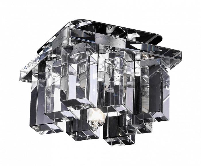 Встраиваемый светильник NovotechСветильники для натяжных потолков<br>Артикул - NV_369371,Бренд - Novotech (Венгрия),Коллекция - Caramel 2,Гарантия, месяцы - 24,Время изготовления, дней - 1,Длина, мм - 85,Ширина, мм - 85,Глубина, мм - 35,Размер врезного отверстия, мм - 70,Тип лампы - галогеновая ИЛИсветодиодная [LED],Общее кол-во ламп - 1,Напряжение питания лампы, В - 220,Максимальная мощность лампы, Вт - 40,Лампы в комплекте - отсутствуют,Цвет плафонов и подвесок - неокрашенный,Тип поверхности плафонов - прозрачный,Материал плафонов и подвесок - оптическое стекло,Цвет арматуры - хром,Тип поверхности арматуры - глянцевый,Материал арматуры - металл,Количество плафонов - 1,Возможность подлючения диммера - можно, если установить галогеновую лампу,Форма и тип колбы - пальчиковая,Тип цоколя лампы - G9,Экономичнее лампы накаливания - на 50%,Класс электробезопасности - I,Степень пылевлагозащиты, IP - 20,Диапазон рабочих температур - комнатная температура<br>