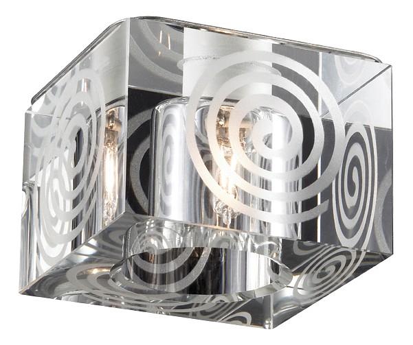 Фото Встраиваемый светильник Novotech Cubic 369515