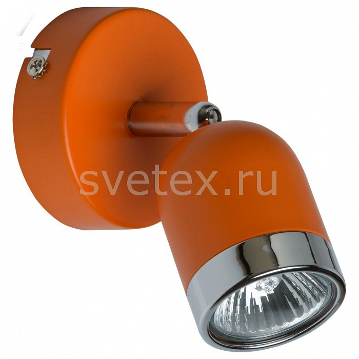 Спот MW-LightСпоты<br>Артикул - MW_546020901,Бренд - MW-Light (Германия),Коллекция - Орион 1,Гарантия, месяцы - 24,Длина, мм - 120,Ширина, мм - 80,Выступ, мм - 140,Тип лампы - галогеновая,Общее кол-во ламп - 1,Напряжение питания лампы, В - 220,Максимальная мощность лампы, Вт - 35,Цвет лампы - белый теплый,Лампы в комплекте - галогеновая GU10,Цвет плафонов и подвесок - оранжевый,Тип поверхности плафонов - глянцевый,Материал плафонов и подвесок - металл,Цвет арматуры - оранжевый,Тип поверхности арматуры - глянцевый,Материал арматуры - металл,Количество плафонов - 1,Возможность подлючения диммера - можно,Форма и тип колбы - полусферическая с рефлектором,Тип цоколя лампы - GU10,Цветовая температура, K - 2800 - 3200 K,Экономичнее лампы накаливания - на 50%,Класс электробезопасности - I,Степень пылевлагозащиты, IP - 20,Диапазон рабочих температур - комнатная температура,Дополнительные параметры - способ крепления к потолку и стене - на монжаной пластине, поворотный светильник<br>