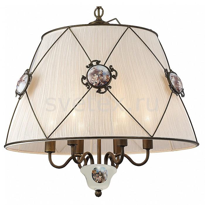 Фото Подвесной светильник Favourite Elegy 1316-6P