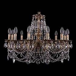 Подвесная люстра Bohemia Ivele CrystalБолее 6 ламп<br>Артикул - BI_1702_12_C_FP,Бренд - Bohemia Ivele Crystal (Чехия),Коллекция - 1702,Гарантия, месяцы - 24,Высота, мм - 500,Диаметр, мм - 730,Размер упаковки, мм - 640x640x320,Тип лампы - компактная люминесцентная [КЛЛ] ИЛИнакаливания ИЛИсветодиодная [LED],Общее кол-во ламп - 12,Напряжение питания лампы, В - 220,Максимальная мощность лампы, Вт - 40,Лампы в комплекте - отсутствуют,Цвет плафонов и подвесок - неокрашенный,Тип поверхности плафонов - прозрачный,Материал плафонов и подвесок - хрусталь,Цвет арматуры - золото французское с патиной,Тип поверхности арматуры - глянцевый, рельефный,Материал арматуры - латунь,Возможность подлючения диммера - можно, если установить лампу накаливания,Форма и тип колбы - свеча ИЛИ свеча на ветру,Тип цоколя лампы - E14,Класс электробезопасности - I,Общая мощность, Вт - 480,Степень пылевлагозащиты, IP - 20,Диапазон рабочих температур - комнатная температура,Дополнительные параметры - способ крепления светильника к потолку - на крюке, указана высота светильника без подвеса<br>