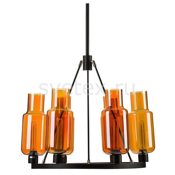 Люстра на штанге CosmoЛюстры<br>Артикул - CS_6726,Бренд - Cosmo (Россия),Коллекция - Knight,Гарантия, месяцы - 24,Высота, мм - 1200,Диаметр, мм - 700,Тип лампы - компактная люминесцентная [КЛЛ] ИЛИнакаливания ИЛИсветодиодная [LED],Общее кол-во ламп - 6,Напряжение питания лампы, В - 220,Максимальная мощность лампы, Вт - 60,Лампы в комплекте - отсутствуют,Цвет плафонов и подвесок - оранжевый,Тип поверхности плафонов - прозрачный,Материал плафонов и подвесок - стекло,Цвет арматуры - черный,Тип поверхности арматуры - матовый,Материал арматуры - сталь,Количество плафонов - 6,Возможность подлючения диммера - можно, если установить лампу накаливания,Тип цоколя лампы - E27,Класс электробезопасности - I,Общая мощность, Вт - 360,Степень пылевлагозащиты, IP - 20,Диапазон рабочих температур - комнатная температура,Дополнительные параметры - способ крепления светильника к потолку – на монтажной пластине<br>