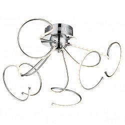 Потолочная люстра GloboПолимерные плафоны<br>Артикул - GB_67814D1,Бренд - Globo (Австрия),Коллекция - Rebel,Гарантия, месяцы - 24,Высота, мм - 310,Диаметр, мм - 460,Размер упаковки, мм - 525х525х370,Тип лампы - светодиодная [LED],Общее кол-во ламп - 6,Напряжение питания лампы, В - 220,Максимальная мощность лампы, Вт - 3.5,Лампы в комплекте - светодиодные [LED],Цвет плафонов и подвесок - белый,Тип поверхности плафонов - матовый,Материал плафонов и подвесок - акрил,Цвет арматуры - хром,Тип поверхности арматуры - глянцевый, металлик,Материал арматуры - металл,Возможность подлючения диммера - нельзя,Класс электробезопасности - I,Общая мощность, Вт - 21,Степень пылевлагозащиты, IP - 20,Диапазон рабочих температур - комнатная температура,Дополнительные параметры - способ крепления светильника к потолку – на монтажной пластине<br>