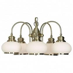 Подвесная люстра Globo5 или 6 ламп<br>Артикул - GB_6900-5,Бренд - Globo (Австрия),Коллекция - Nostalgika,Гарантия, месяцы - 24,Высота, мм - 980,Диаметр, мм - 480,Размер упаковки, мм - 285x480x475,Тип лампы - компактная люминесцентная [КЛЛ] ИЛИнакаливания ИЛИсветодиодная [LED],Общее кол-во ламп - 5,Напряжение питания лампы, В - 220,Максимальная мощность лампы, Вт - 40,Лампы в комплекте - отсутствуют,Цвет плафонов и подвесок - опал с каймой,Тип поверхности плафонов - матовый,Материал плафонов и подвесок - стекло,Цвет арматуры - латунь античная,Тип поверхности арматуры - глянцевый,Материал арматуры - металл,Возможность подлючения диммера - можно, если установить лампу накаливания,Тип цоколя лампы - E14,Класс электробезопасности - I,Общая мощность, Вт - 200,Степень пылевлагозащиты, IP - 20,Диапазон рабочих температур - комнатная температура<br>
