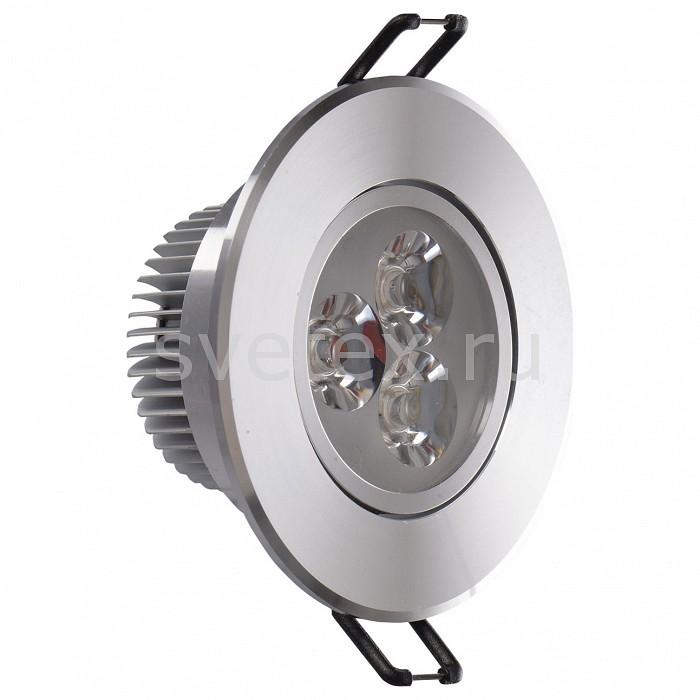Фото Встраиваемый светильник MW-Light Круз 637012703