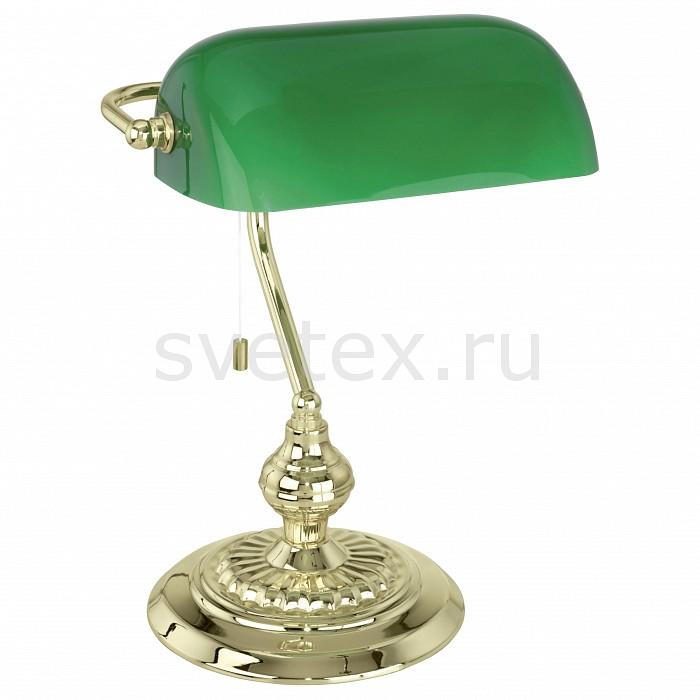 Фото Настольная лампа Eglo Banker 90967