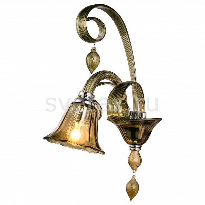 Фото Бра Arte Lamp Corno A8070AP-1CC