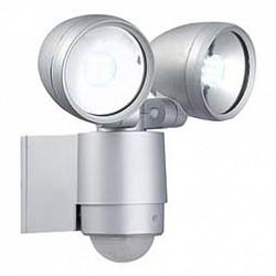 Светильник на штанге GloboСветильники на штанге<br>Артикул - GB_34105-2S,Бренд - Globo (Австрия),Коллекция - Radiator II,Гарантия, месяцы - 24,Высота, мм - 160,Тип лампы - светодиодная [LED],Общее кол-во ламп - 12,Напряжение питания лампы, В - 220,Максимальная мощность лампы, Вт - 0.5,Лампы в комплекте - светодиодные [LED],Цвет плафонов и подвесок - неокрашенный, серый,Тип поверхности плафонов - матовый, прозрачный,Материал плафонов и подвесок - металл, стекло,Цвет арматуры - неокрашенный, серебро,Тип поверхности арматуры - матовый,Материал арматуры - металл, полимер,Количество плафонов - 2,Класс электробезопасности - I,Общая мощность, Вт - 6,Степень пылевлагозащиты, IP - 44,Диапазон рабочих температур - от -40^C до +40^C,Дополнительные параметры - радиус действия датчика движения 8 м, высота действия датчика движения 2.5 м<br>