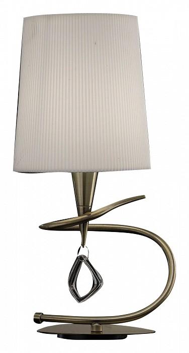 Фото Настольная лампа Mantra E14 220В 20Вт Mara 1629