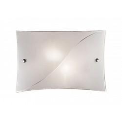 Накладной светильник SonexСветодиодные<br>Артикул - SN_2203,Бренд - Sonex (Россия),Коллекция - Lora,Гарантия, месяцы - 24,Тип лампы - компактная люминесцентная [КЛЛ] ИЛИнакаливания ИЛИсветодиодная [LED],Общее кол-во ламп - 2,Напряжение питания лампы, В - 220,Максимальная мощность лампы, Вт - 60,Лампы в комплекте - отсутствуют,Цвет плафонов и подвесок - белый с рисунком,Тип поверхности плафонов - матовый,Материал плафонов и подвесок - стекло,Цвет арматуры - хром,Тип поверхности арматуры - глянцевый,Материал арматуры - металл,Возможность подлючения диммера - можно, если установить лампу накаливания,Тип цоколя лампы - E27,Класс электробезопасности - I,Общая мощность, Вт - 120,Степень пылевлагозащиты, IP - 20,Диапазон рабочих температур - комнатная температура<br>
