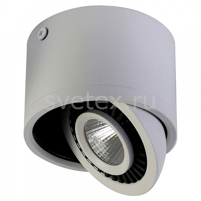 Накладной светильник FavouriteТочечные светильники<br>Артикул - FV_1775-1C,Бренд - Favourite (Германия),Коллекция - Reflector,Гарантия, месяцы - 24,Время изготовления, дней - 1,Высота, мм - 60,Диаметр, мм - 87,Тип лампы - светодиодная [LED],Общее кол-во ламп - 1,Напряжение питания лампы, В - 220,Максимальная мощность лампы, Вт - 7,Цвет лампы - белый,Лампы в комплекте - светодиодная [LED],Цвет плафонов и подвесок - белый, неокрашенный, черный,Тип поверхности плафонов - матовый, прозрачный,Материал плафонов и подвесок - металл, стекло,Цвет арматуры - белый,Тип поверхности арматуры - матовый,Материал арматуры - металл,Количество плафонов - 1,Компоненты, входящие в комплект - рефлектор,Цветовая температура, K - 4000 K,Световой поток, лм - 560,Экономичнее лампы накаливания - в 7, 7 раза,Светоотдача, лм/Вт - 80,Класс электробезопасности - I,Степень пылевлагозащиты, IP - 21,Диапазон рабочих температур - от -20^C до +40^C,Дополнительные параметры - поворотный светильник<br>
