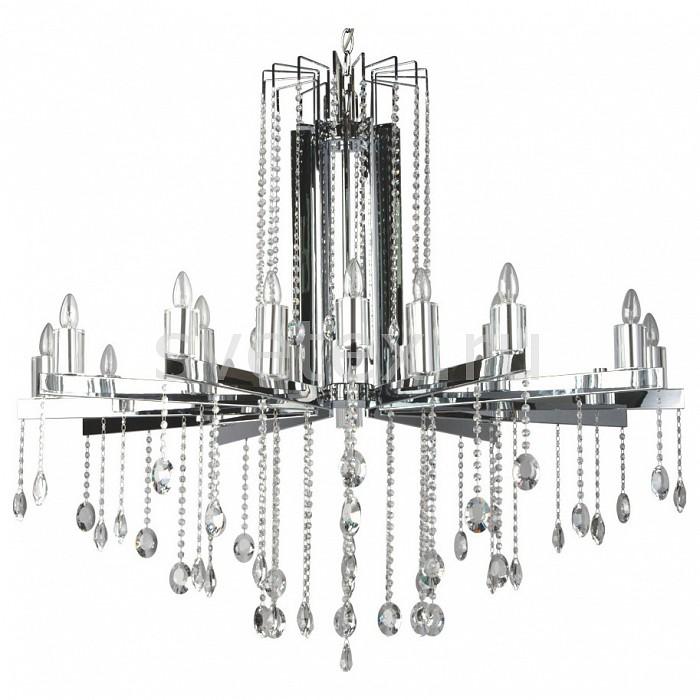 Подвесная люстра ChiaroБолее 6 ламп<br>Артикул - CH_613010218,Бренд - Chiaro (Германия),Коллекция - Рамона 1,Гарантия, месяцы - 24,Время изготовления, дней - 1,Высота, мм - 1450-2050,Диаметр, мм - 1300,Тип лампы - компактная люминесцентная [КЛЛ] ИЛИнакаливания ИЛИсветодиодная [LED],Общее кол-во ламп - 18,Напряжение питания лампы, В - 220,Максимальная мощность лампы, Вт - 40,Лампы в комплекте - отсутствуют,Цвет плафонов и подвесок - неокрашенный,Тип поверхности плафонов - прозрачный,Материал плафонов и подвесок - хрусталь,Цвет арматуры - хром,Тип поверхности арматуры - глянцевый,Материал арматуры - металл,Возможность подлючения диммера - можно, если установить лампу накаливания,Форма и тип колбы - свеча ИЛИ свеча на ветру,Тип цоколя лампы - E14,Класс электробезопасности - I,Общая мощность, Вт - 720,Степень пылевлагозащиты, IP - 20,Диапазон рабочих температур - комнатная температура<br>