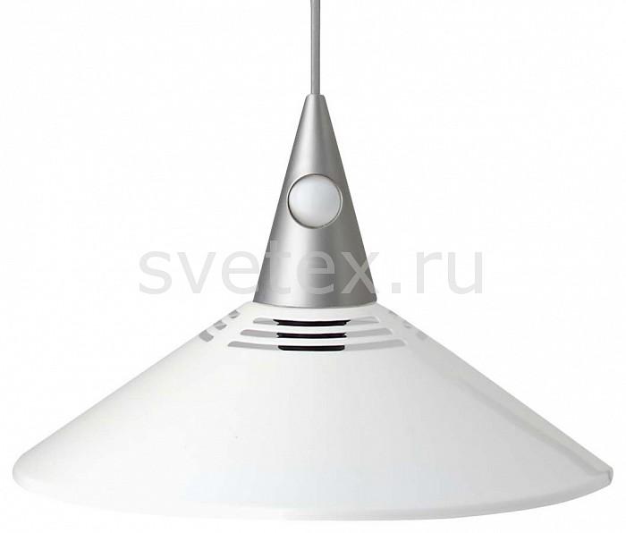 Подвесной светильник BrilliantСветодиодные<br>Артикул - BT_56477_05,Бренд - Brilliant (Германия),Коллекция - Chris,Гарантия, месяцы - 24,Время изготовления, дней - 1,Высота, мм - 1300,Диаметр, мм - 340,Тип лампы - компактная люминесцентная [КЛЛ] ИЛИнакаливания ИЛИсветодиодная [LED],Общее кол-во ламп - 1,Напряжение питания лампы, В - 220,Максимальная мощность лампы, Вт - 75,Лампы в комплекте - отсутствуют,Цвет плафонов и подвесок - белый,Тип поверхности плафонов - матовый,Материал плафонов и подвесок - полимер,Цвет арматуры - серебро,Тип поверхности арматуры - глянцевый,Материал арматуры - металл, полимер,Количество плафонов - 1,Возможность подлючения диммера - можно, если установить лампу накаливания,Тип цоколя лампы - E27,Класс электробезопасности - II,Степень пылевлагозащиты, IP - 20,Диапазон рабочих температур - комнатная температура<br>