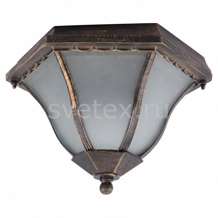 Фото Накладной светильник Arte Lamp Lanterns A1826PF A1826PF-2BN