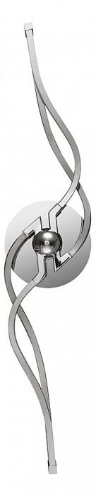 Накладной светильник MaytoniСветодиодные<br>Артикул - MY_MOD550-02-N,Бренд - Maytoni (Германия),Коллекция - Wave,Гарантия, месяцы - 24,Длина, мм - 715,Ширина, мм - 148,Выступ, мм - 55,Тип лампы - светодиодная [LED],Общее кол-во ламп - 2,Максимальная мощность лампы, Вт - 17.4,Цвет лампы - белый теплый,Лампы в комплекте - светодиодные [LED],Цвет плафонов и подвесок - хром,Тип поверхности плафонов - глянцевый,Материал плафонов и подвесок - металл,Цвет арматуры - хром,Тип поверхности арматуры - глянцевый,Материал арматуры - металл,Количество плафонов - 2,Возможность подлючения диммера - нельзя,Цветовая температура, K - 3000 K,Световой поток, лм - 2784,Экономичнее лампы накаливания - в 6.3 раза,Светоотдача, лм/Вт - 80,Класс электробезопасности - I,Напряжение питания, В - 220,Общая мощность, Вт - 34,Степень пылевлагозащиты, IP - 20,Диапазон рабочих температур - комнатная температура,Дополнительные параметры - способ крепления светильника к потолку - на монтажной пластине<br>