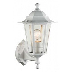 Светильник на штанге GloboСветильники на штанге<br>Артикул - GB_31870,Бренд - Globo (Австрия),Коллекция - Adamo,Гарантия, месяцы - 24,Высота, мм - 215,Тип лампы - компактная люминесцентная [КЛЛ] ИЛИнакаливания ИЛИсветодиодная [LED],Общее кол-во ламп - 1,Напряжение питания лампы, В - 220,Максимальная мощность лампы, Вт - 60,Лампы в комплекте - отсутствуют,Цвет плафонов и подвесок - неокрашенный,Тип поверхности плафонов - прозрачный,Материал плафонов и подвесок - стекло,Цвет арматуры - белый,Тип поверхности арматуры - матовый,Материал арматуры - металл,Тип цоколя лампы - E27,Класс электробезопасности - I,Степень пылевлагозащиты, IP - 44,Диапазон рабочих температур - от -40^C до +40^C,Дополнительные параметры - способ крепления светильника к стене - на монтажной пластине, светильник предназначен для  использования со скрытой проводкой<br>