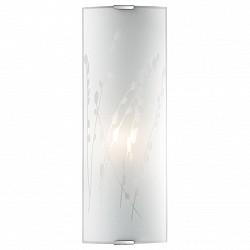 Накладной светильник SonexСветодиодные<br>Артикул - SN_1228_L,Бренд - Sonex (Россия),Коллекция - Marea,Гарантия, месяцы - 24,Размер упаковки, мм - 140x420x420,Тип лампы - компактная люминесцентная [КЛЛ] ИЛИнакаливания ИЛИсветодиодная [LED],Общее кол-во ламп - 1,Напряжение питания лампы, В - 220,Максимальная мощность лампы, Вт - 60,Лампы в комплекте - отсутствуют,Цвет плафонов и подвесок - белый с неокрашенным рисунком,Тип поверхности плафонов - матовый, прозрачный,Материал плафонов и подвесок - стекло,Цвет арматуры - никель,Тип поверхности арматуры - матовый,Материал арматуры - металл,Возможность подлючения диммера - можно, если установить лампу накаливания,Тип цоколя лампы - E14,Класс электробезопасности - I,Степень пылевлагозащиты, IP - 20,Диапазон рабочих температур - комнатная температура,Дополнительные параметры - способ крепления светильника на потолке и стене - на монтажной пластине<br>
