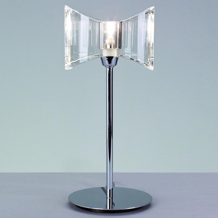 Настольная лампа MantraСтеклянный плафон<br>Артикул - MN_0894,Бренд - Mantra (Испания),Коллекция - Krom Cromo,Гарантия, месяцы - 24,Время изготовления, дней - 1,Ширина, мм - 120,Высота, мм - 280,Выступ, мм - 140,Тип лампы - галогеновая,Общее кол-во ламп - 1,Напряжение питания лампы, В - 220,Максимальная мощность лампы, Вт - 40,Цвет лампы - белый теплый,Лампы в комплекте - галогеновая G9,Цвет плафонов и подвесок - неокрашенный,Тип поверхности плафонов - прозрачный,Материал плафонов и подвесок - стекло,Цвет арматуры - хром,Тип поверхности арматуры - глянцевый,Материал арматуры - металл,Количество плафонов - 1,Наличие выключателя, диммера или пульта ДУ - выключатель,Компоненты, входящие в комплект - провод электропитания с вилкой без заземления,Форма и тип колбы - пальчиковая,Тип цоколя лампы - G9,Цветовая температура, K - 2800 - 3200 K,Экономичнее лампы накаливания - на 50%,Класс электробезопасности - II,Степень пылевлагозащиты, IP - 20,Диапазон рабочих температур - комнатная температура<br>