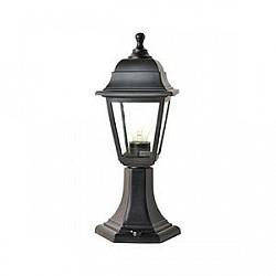 Наземный низкий светильник Arte LampНизкие<br>Артикул - AR_A1114FN-1BK,Бренд - Arte Lamp (Италия),Коллекция - Belgrade,Гарантия, месяцы - 24,Высота, мм - 430,Тип лампы - компактная люминесцентная (КЛЛ) ИЛИнакаливания ИЛИсветодиодная (LED),Общее кол-во ламп - 1,Напряжение питания лампы, В - 220,Максимальная мощность лампы, Вт - 60,Лампы в комплекте - отсутствуют,Цвет плафонов и подвесок - неокрашенный,Тип поверхности плафонов - прозрачный,Материал плафонов и подвесок - стекло,Цвет арматуры - черный,Тип поверхности арматуры - матовый,Материал арматуры - полимер,Тип цоколя лампы - E27,Класс электробезопасности - I,Степень пылевлагозащиты, IP - 44,Диапазон рабочих температур - от -40^C до +40^C<br>