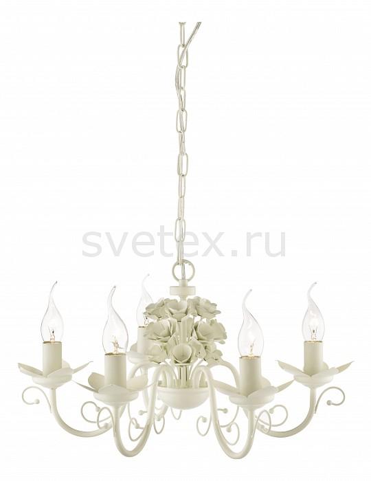 Фото Подвесная люстра Arte Lamp Rosarium A1315LM-5WC