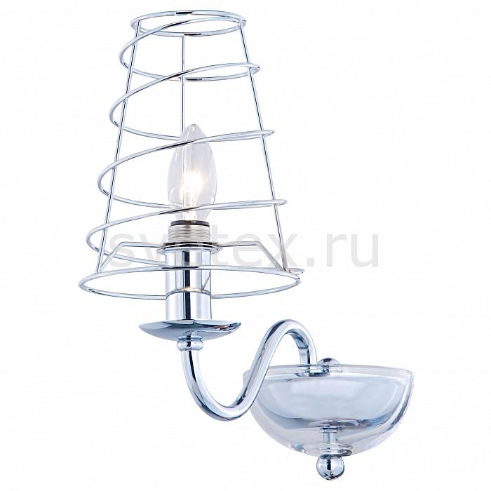Фото Бра Arte Lamp Cage A4320AP-1CC