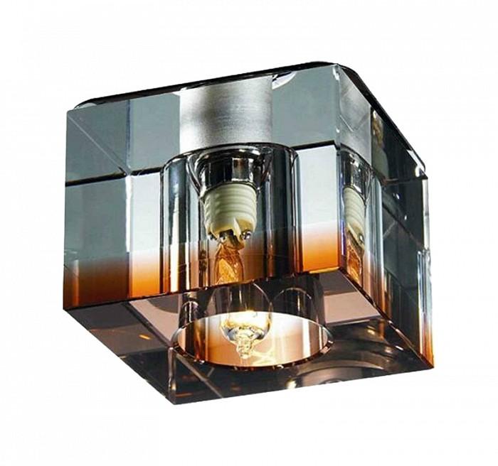 Фото Встраиваемый светильник Novotech Cubic 369297