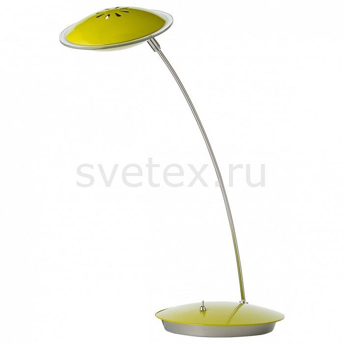 Настольная лампа MW-LightСветильники<br>Артикул - MW_632033101,Бренд - MW-Light (Германия),Коллекция - Гэлэкси 12,Гарантия, месяцы - 24,Время изготовления, дней - 1,Ширина, мм - 160,Высота, мм - 380,Выступ, мм - 380,Тип лампы - светодиодная [LED],Общее кол-во ламп - 1,Напряжение питания лампы, В - 220,Максимальная мощность лампы, Вт - 5,Цвет лампы - белый теплый,Лампы в комплекте - светодиодная [LED],Цвет плафонов и подвесок - зеленый,Тип поверхности плафонов - глянцевый,Материал плафонов и подвесок - металл,Цвет арматуры - зеленый, хром,Тип поверхности арматуры - глянцевый,Материал арматуры - металл,Количество плафонов - 1,Наличие выключателя, диммера или пульта ДУ - выключетель,Компоненты, входящие в комплект - провод электропитания с вилкой без заземления,Цветовая температура, K - 3000 K,Световой поток, лм - 400,Экономичнее лампы накаливания - в 8.4 раза,Светоотдача, лм/Вт - 80,Класс электробезопасности - II,Степень пылевлагозащиты, IP - 20,Диапазон рабочих температур - комнатная температура<br>