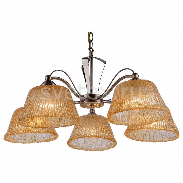 Фото Подвесная люстра Arte Lamp Dolce A8108LM-5AB