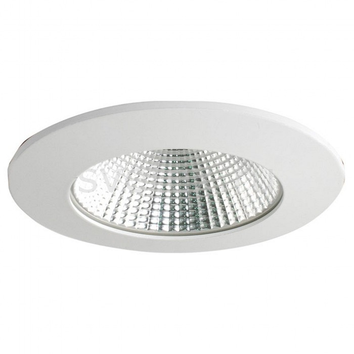 Встраиваемый светильник DonoluxСветодиодный светильник<br>Артикул - do_dl18466_01ww-white_r_dim,Бренд - Donolux (Китай),Коллекция - DL18466,Гарантия, месяцы - 24,Глубина, мм - 40,Диаметр, мм - 115,Размер врезного отверстия, мм - 100,Тип лампы - светодиодная [LED],Общее кол-во ламп - 1,Напряжение питания лампы, В - 220,Максимальная мощность лампы, Вт - 5,Цвет лампы - белый теплый,Лампы в комплекте - светодиодная [LED] с возможностью диммирования,Цвет арматуры - белый,Тип поверхности арматуры - матовый,Материал арматуры - металл,Компоненты, входящие в комплект - рефлектор,Цветовая температура, K - 3000 K,Световой поток, лм - 550,Экономичнее лампы накаливания - в 10.6 раза,Светоотдача, лм/Вт - 110,Класс электробезопасности - I,Степень пылевлагозащиты, IP - 20,Диапазон рабочих температур - комнатная температура,Дополнительные параметры - угол рассеивания: 65 °<br>