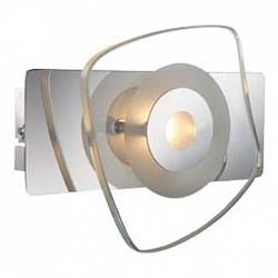 Накладной светильник GloboСветодиодные<br>Артикул - GB_41710-1,Бренд - Globo (Австрия),Коллекция - Zarima,Гарантия, месяцы - 24,Тип лампы - светодиодная [LED],Общее кол-во ламп - 1,Напряжение питания лампы, В - 9,Максимальная мощность лампы, Вт - 4.5,Лампы в комплекте - светодиодная [LED],Цвет плафонов и подвесок - неокрашенный,Тип поверхности плафонов - прозрачный,Материал плафонов и подвесок - стекло,Цвет арматуры - хром,Тип поверхности арматуры - глянцевый,Материал арматуры - металл,Возможность подлючения диммера - нельзя,Класс электробезопасности - I,Степень пылевлагозащиты, IP - 20,Диапазон рабочих температур - комнатная температура<br>